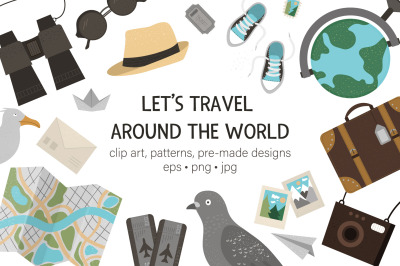 Let's travel around the world