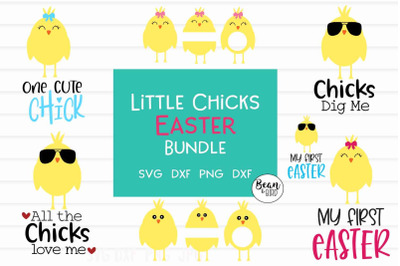 Little Chicks Easter Bundle