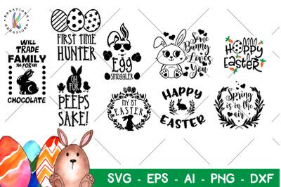 Easter bundle svg Easter Pack svg