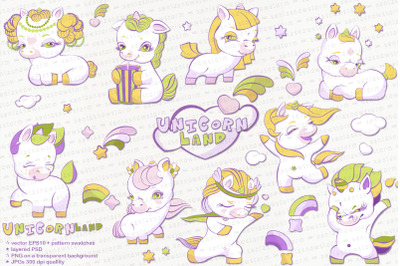 Unicorns On All Category Thehungryjpeg Com