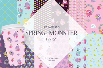 Spring Monster