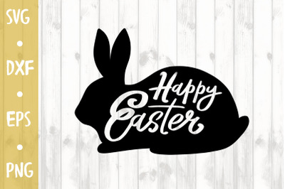 Happy easter - SVG CUT FILE