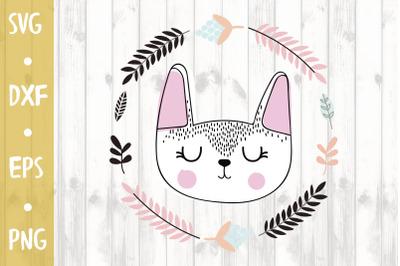 Cute cat -SVG CUT FILE