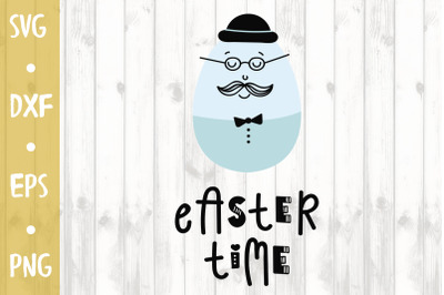 Easter Time - SVG CUT FILE
