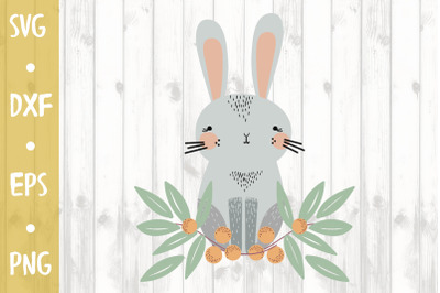 Easter Bunny - SVG CUT FILE