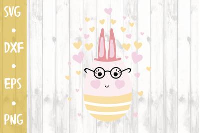 Easter egg -SVG CUT FILE