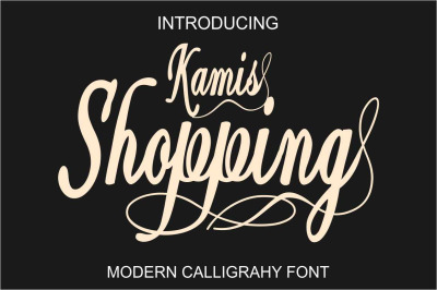 Shopping Kamis