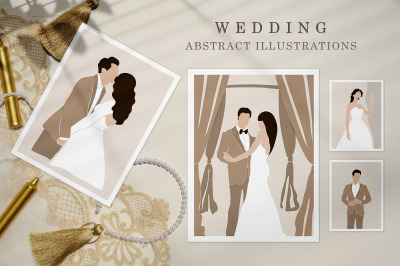 Wedding Graphics Pack