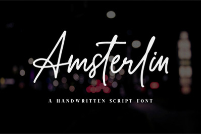 Amsterlin. ~All items we sell are only $1~