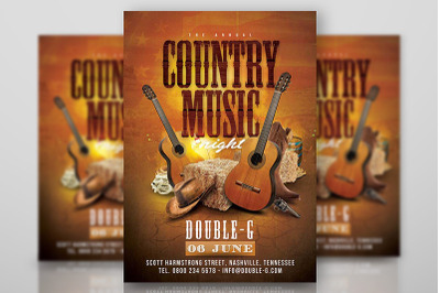 Country Music Usa Western Flyer