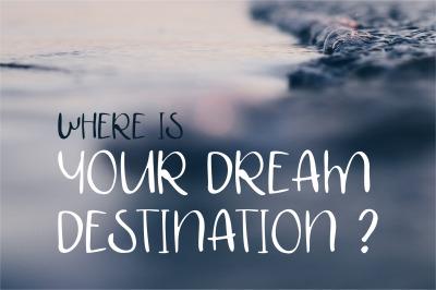 Dream Deatination