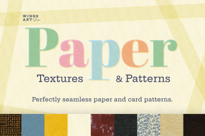Paper Textures and Patterns