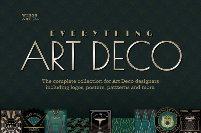 The Complete Art Deco Vintage Collection