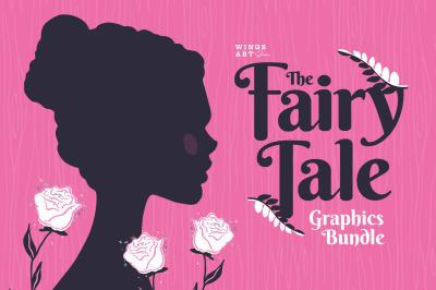 The Fairy Tale illustration Bundle