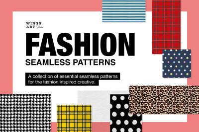 Fashion Seamless Patterns