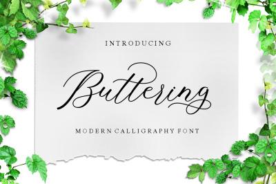 Buttering Script