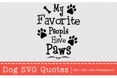 Dog SVG Quotes