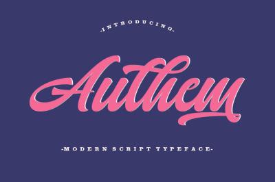 Authem Script