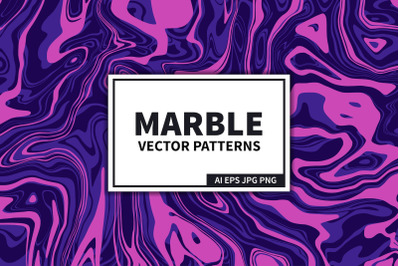 Marble Vector Patterns