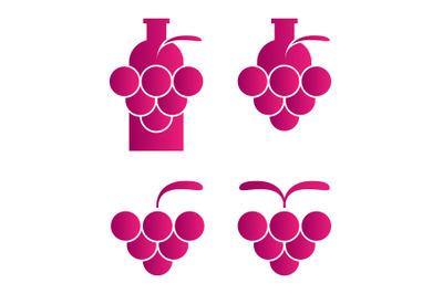 Vector Grape