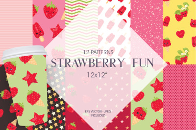 Strawberry Fun