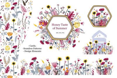 Honey Taste of Summer