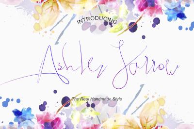 Ashley Jarrow