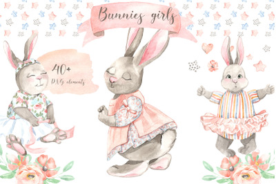 Bunnies girls