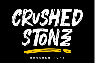 Crushed Stone. all items we sell are only $ 1