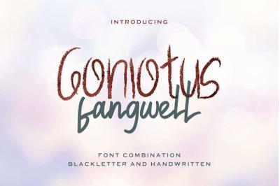 Gonlotus Fangwell