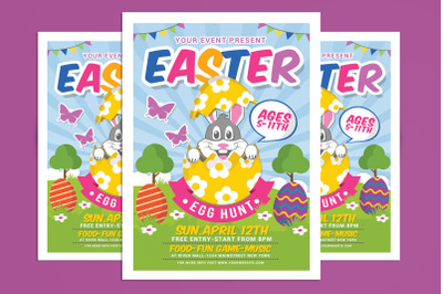 Easter Egg Hunt For Kids