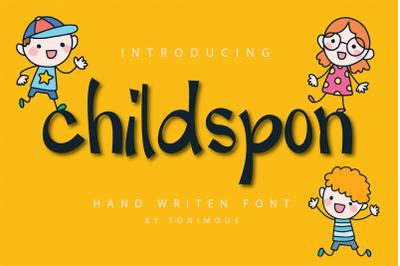 childspon