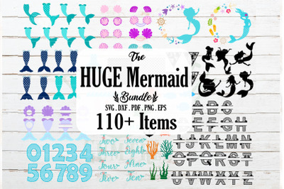 HUGE mermaid Nautical SVG bundle, Fish scale template SVG