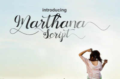 Marthana Script