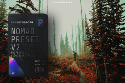 Nomad High Quality Lightroom Preset V2