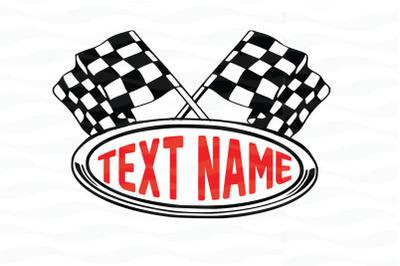 Racing,Race,Flag,Car,Sport,Cricut