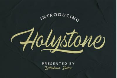 Holystone Script
