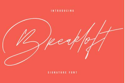 Breakloft Signature