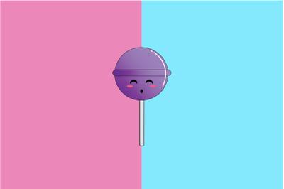 Kawaii Cute Candy Art