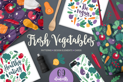 Fresh Vegetables Kit