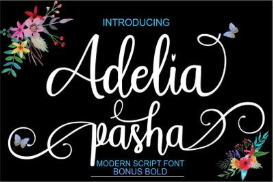 Adelia pasha