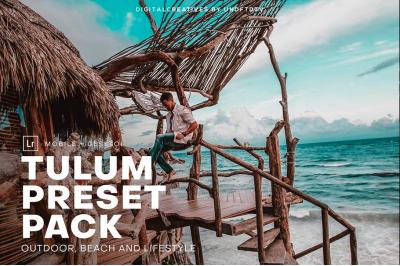 Tulum Professional Lightroom Preset v1