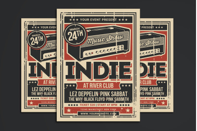 Indie Music Show