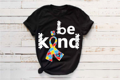 Autism Awareness In A World Where You Can Be Anything Be Kind 1708s
