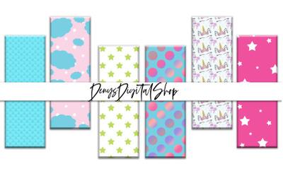 Digital Pony Bookmarks, Papers Digital, Bookmarks Digital