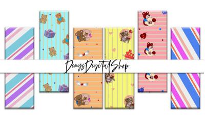 Digital Teddy Bear Images, Teddy Bear Printable