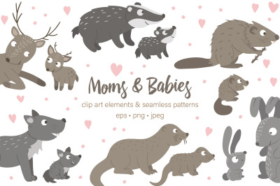 Moms and Babies