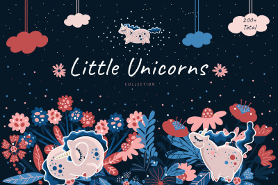 LITTLE UNICORNS COLLECTION