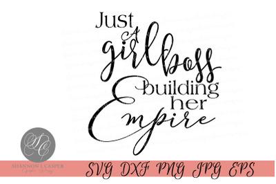 Girl Boss building her Empire