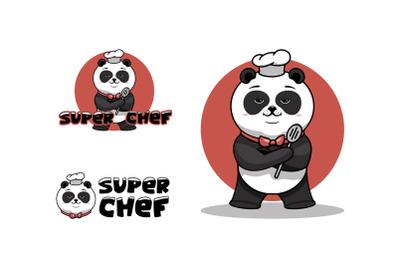 Funny Panda, cartoon character